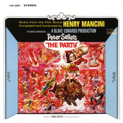 The Party (Instrumental)/Henry Mancini & His Orchestra
