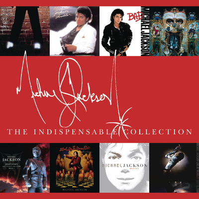 アルバム/The Indispensable Collection/Michael Jackson