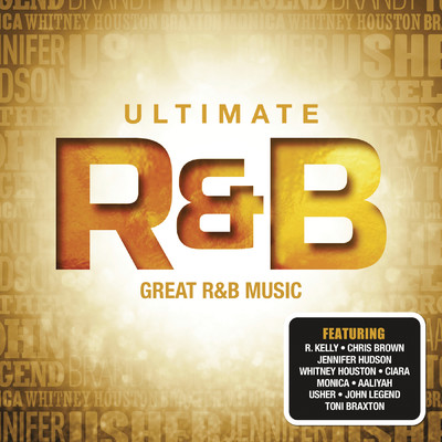 アルバム/Ultimate... R&B (Explicit)/Various Artists