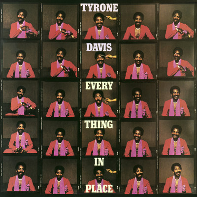 シングル/Turn Back the Hands of Time/Tyrone Davis