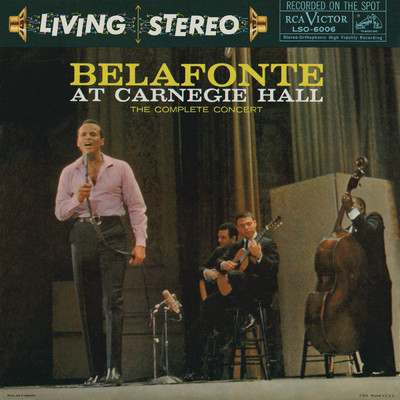シングル/Cotton Fields (Live)/Harry Belafonte