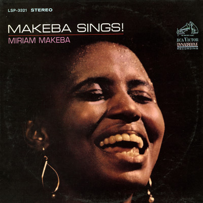 アルバム/Makeba Sings!/Miriam Makeba