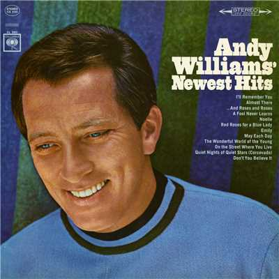 アルバム/Andy's Newest Hits/Andy Williams
