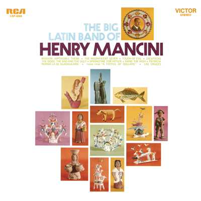アルバム/The Big Latin Band of Henry Mancini/Henry Mancini