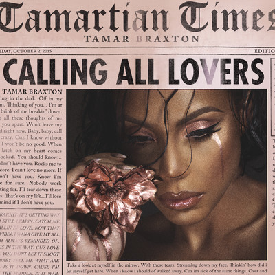 アルバム/Calling All Lovers (Deluxe)/Tamar Braxton