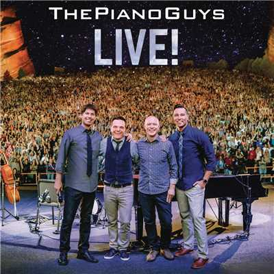 アルバム/Live!/The Piano Guys