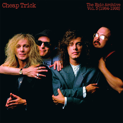 アルバム/The Epic Archive, Vol. 3 (1984-1992)/Cheap Trick