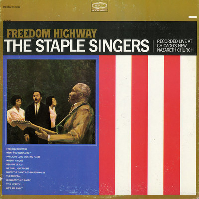 Tell Heaven (Live)/The Staple Singers