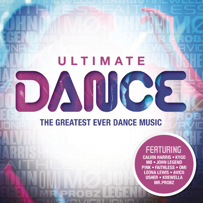 アルバム/Ultimate... Dance/Various Artists