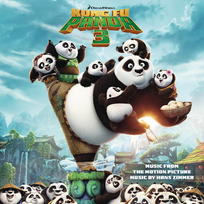 アルバム/Kung Fu Panda 3 (Music from the Motion Picture)/Hans Zimmer