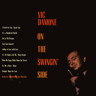 アルバム/On The Swingin' Side (Expanded Edition)/Vic Damone