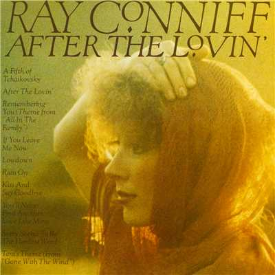 シングル/Sorry Seems to Be the Hardest Word/Ray Conniff