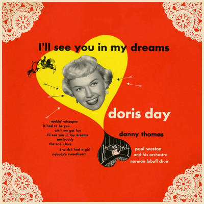 アルバム/I'll See You In My Dreams  (Songs from the Warner Bros. Production)/Doris Day