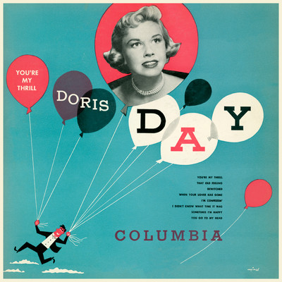 アルバム/You're My Thrill - EP/Doris Day