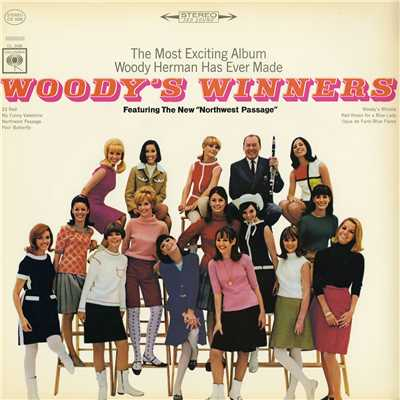 アルバム/Woody's Winners (Live)/Woody Herman