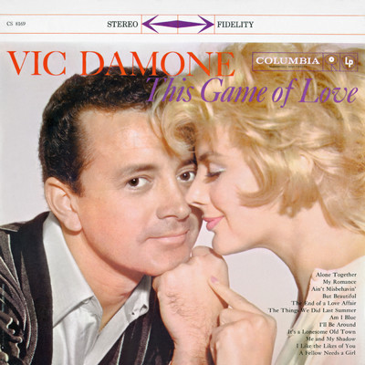 アルバム/This Game of Love with Robert Smale & His Orchestra/Vic Damone