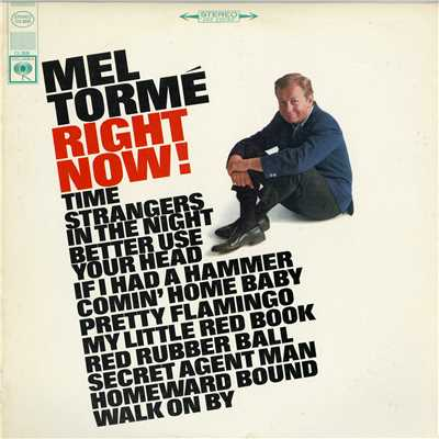 アルバム/Right Now!/Mel Torme