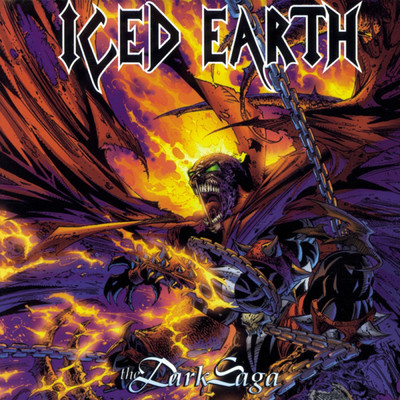 シングル/Scarred/Iced Earth