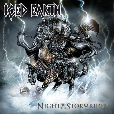 シングル/Reaching The End/Iced Earth