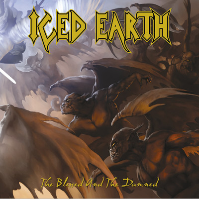 シングル/Curse The Sky/Iced Earth
