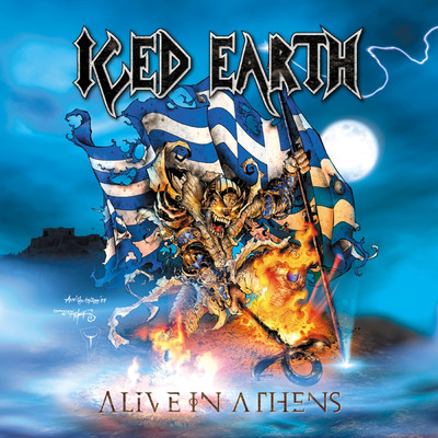 シングル/The Hunter (live in Athens)/Iced Earth