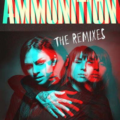 アルバム/Ammunition: The Remixes/Krewella