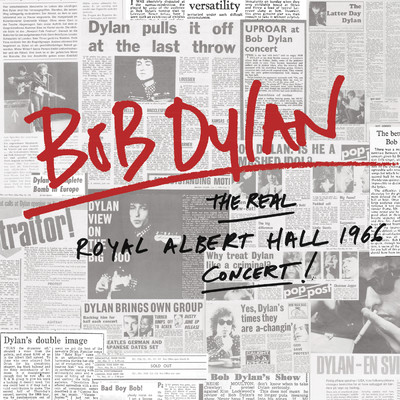 アルバム/The Real Royal Albert Hall 1966 Concert (Live)/Bob Dylan