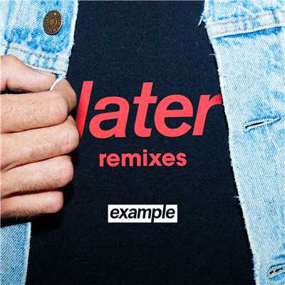 アルバム/Later (Remixes)/Example