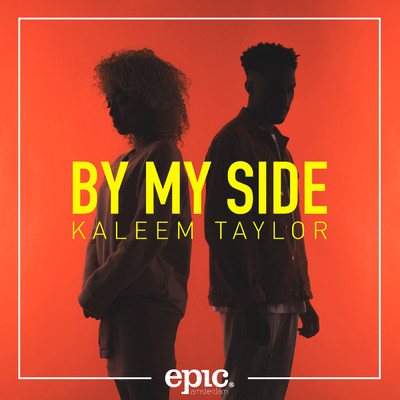 シングル/By My Side/Kaleem Taylor