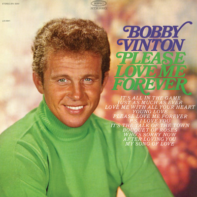 My Song of Love/Bobby Vinton