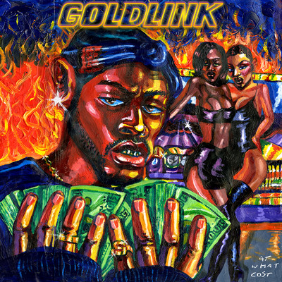 アルバム/At What Cost/GoldLink