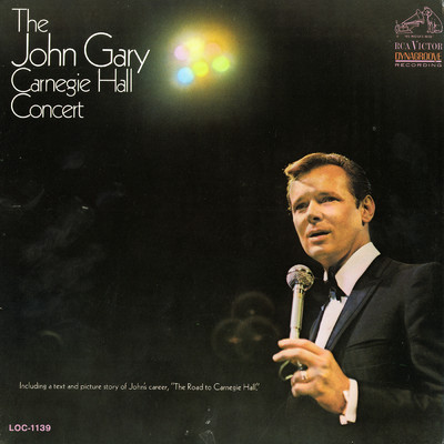 John Gary with Mitchell Ayres & his Orchestra