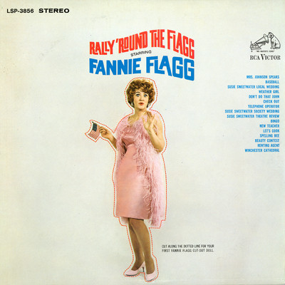 Telephone Operator/Fannie Flagg