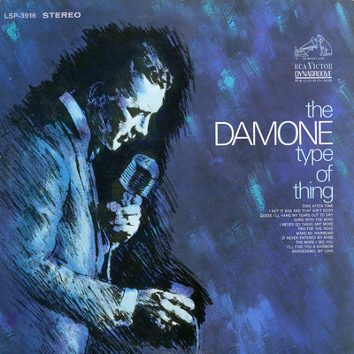 アルバム/The Damone Type Of Thing/Vic Damone