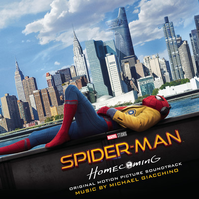 アルバム/Spider-Man: Homecoming (Original Motion Picture Soundtrack)/Michael Giacchino