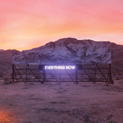 ハイレゾアルバム/Everything Now/Arcade Fire