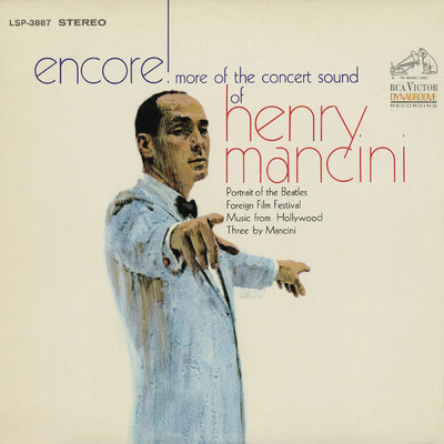 Encore! More Of The Concert Sound Of Henry Mancini/Henry Mancini