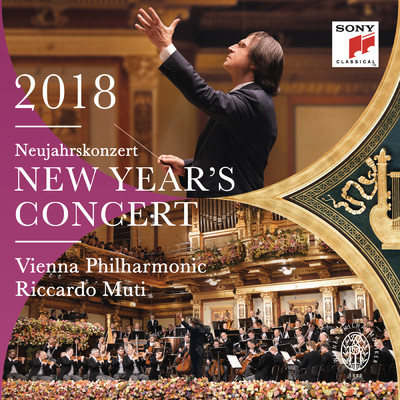 Neujahrsgruss / New Year's Address / Allocution du Nouvel An/Riccardo Muti & Wiener Philharmoniker