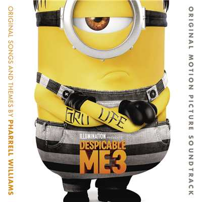 アルバム/Despicable Me 3 (Original Motion Picture Soundtrack)/Various
