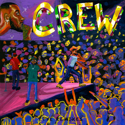 シングル/Crew (Backyard Band Remix)/GoldLink
