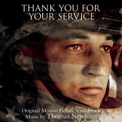 アルバム/Thank You for Your Service (Original Motion Picture Soundtrack)/トーマス・ニューマン
