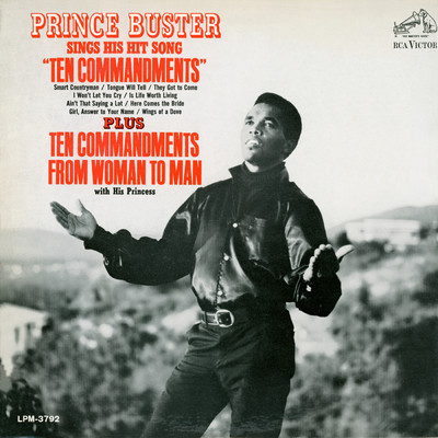 シングル/Ten Commandments/Prince Buster
