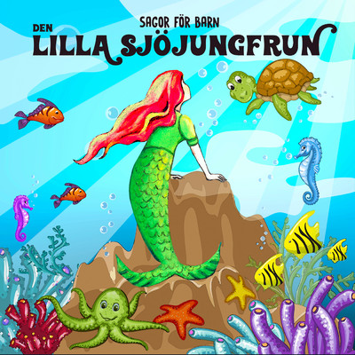 アルバム/Lilla sjojungfrun/Staffan Gotestam & Sagor for barn