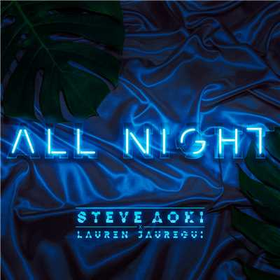 シングル/All Night/Steve Aoki x Lauren Jauregui