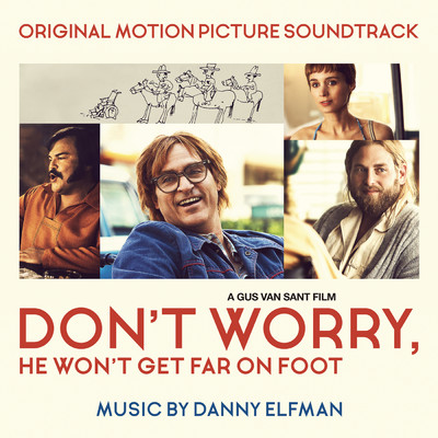 アルバム/Don't Worry, He Won't Get Far on Foot (Original Motion Picture Soundtrack)/Danny Elfman