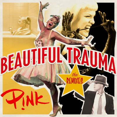 シングル/Beautiful Trauma (Kat Krazy Remix)/P!nk