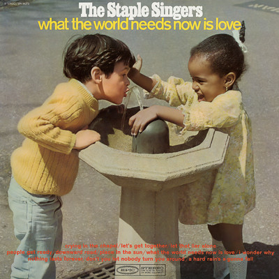 シングル/People Get Ready/The Staple Singers