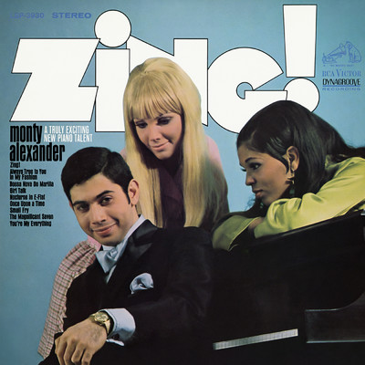 アルバム/Zing!/The Monty Alexander Trio
