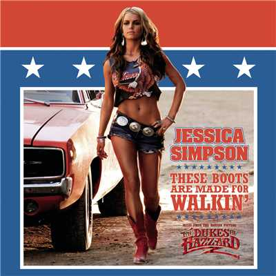 シングル/These Boots Are Made for Walkin' (Bimbo Jones Remix Vocal)/Jessica Simpson