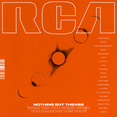 シングル/You Know Me Too Well/Nothing But Thieves